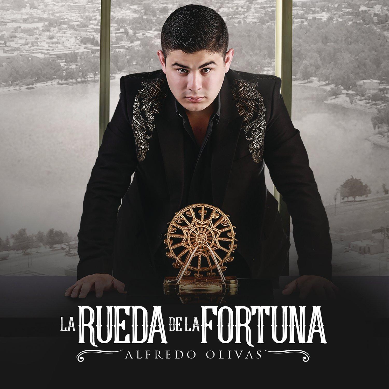 La Rueda De La Fortuna - Alfredo Olivas (Álbum 2017) - Zonalex