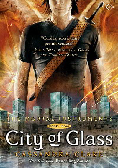 City of Glass - The Mortal Instruments 3 karya Cassandra Clare PDF