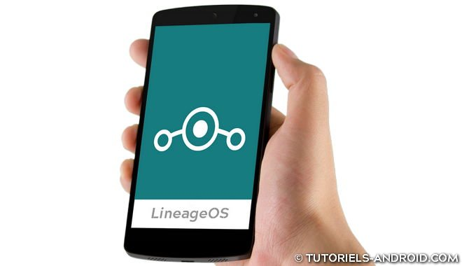 installer lineageos sur les appareils Android
