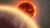 Exoplanet Gliese 1132b