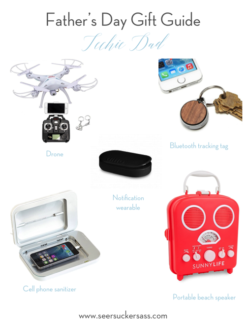 Father's Day Gift Guide techie dad