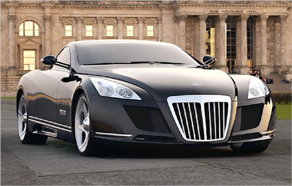 Mercedes Benz Maybach Exelero >> 24 Mercedes Benz Maybach Exelero 8 Million Fw