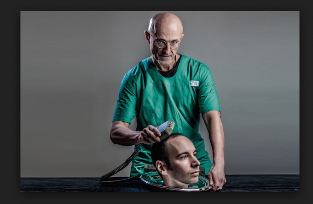First Human Head Transplant Surgery Is Scheduled For December