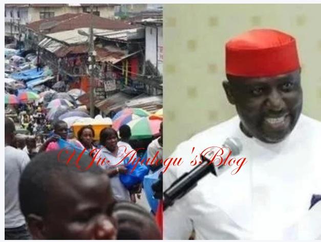 Amaechi, Oshiomhole Plotting To Stop My 2023 Presidential Ambition – Okorocha