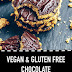 Vegan & Gluten Free Chocolate Covered Hobnobs