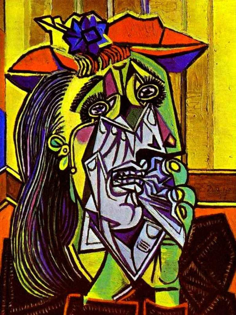 I Was Here.: Pablo Picasso