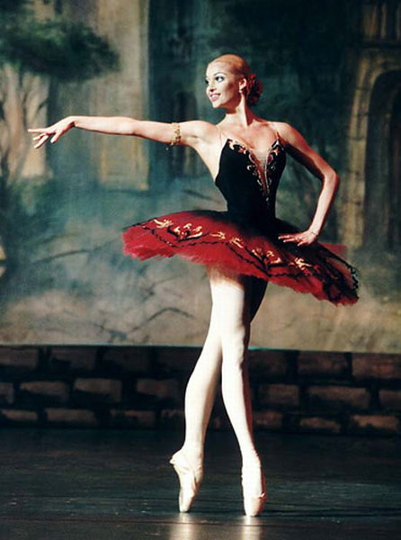 "Live your dream: Anastasia Volochkova, the ""fat"" ballerina — Jason Celaya"