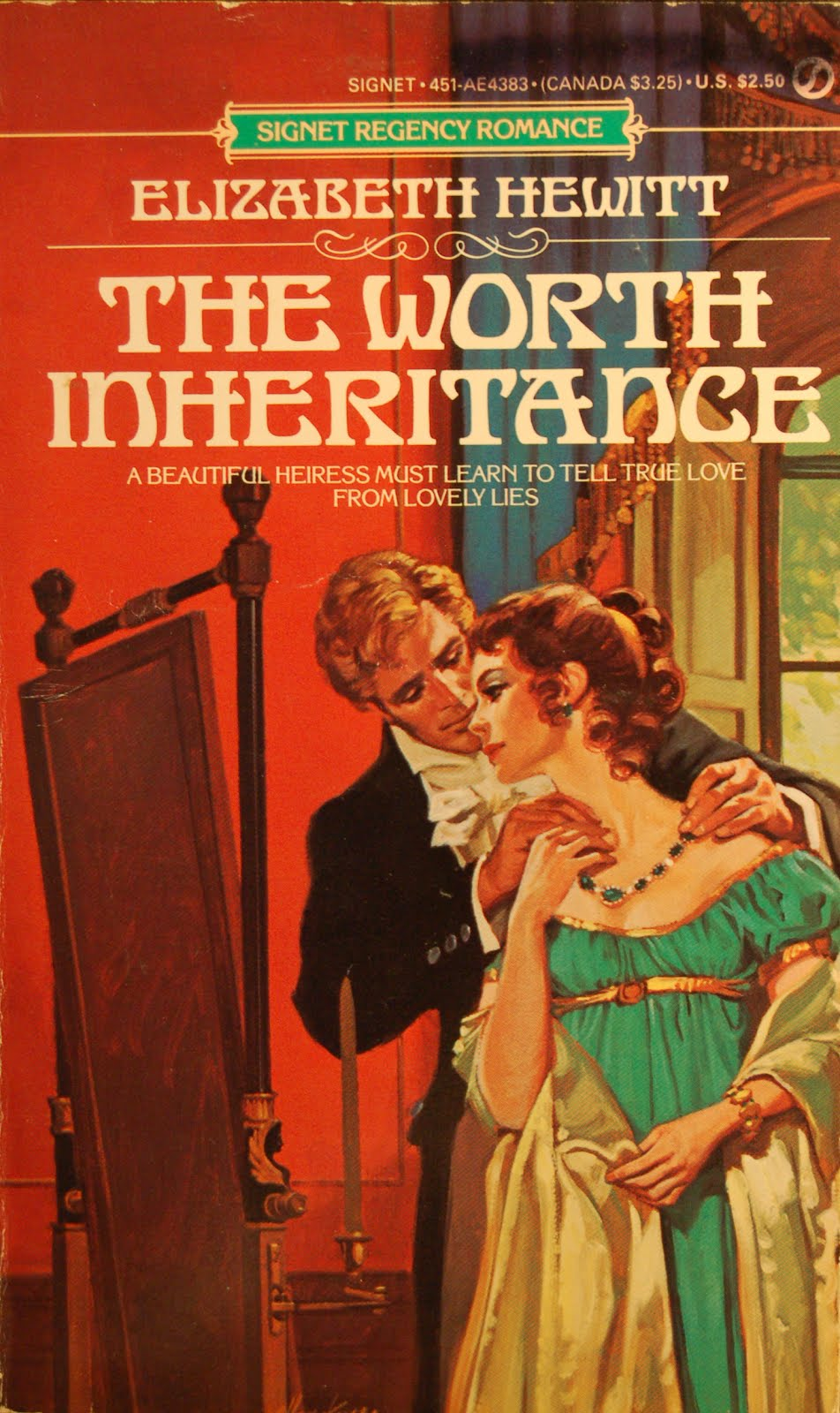 The Worth Inheritance Elizabeth Hewitt