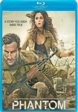Phantom 2015 BluRay 400MB Full Hindi Movie Download 480p Watch Online Free bolly4u