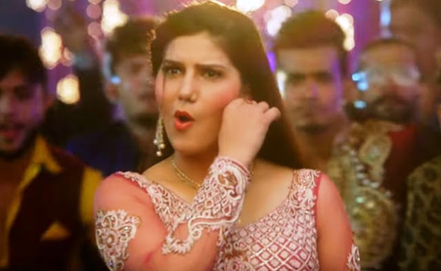 This video of Sapna Chaudhary was viral, spoken in the style Haryana, Hut Ja Tao ...