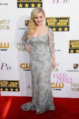 Abigail Breslin Critics Choice Movie Awards 2014