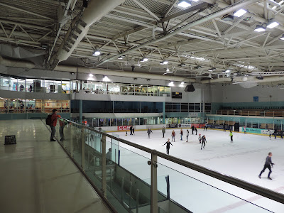 ice rink guildford spectrum