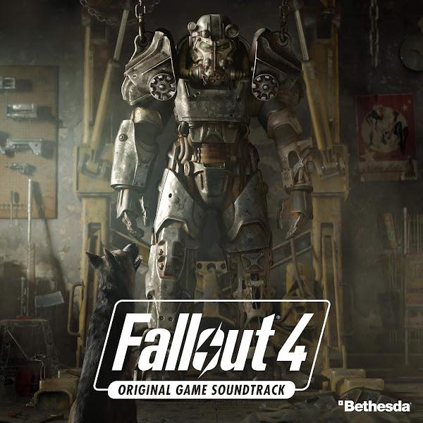 Inon Zur - Fallout 4 (Original Game Soundtrack) Cover