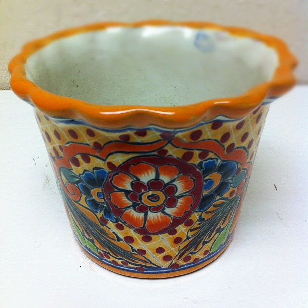 Talavera Artwork Old World Pottery Of Wichita Falls