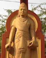 He was born around 340 BC in Pataliputra, present day Bihar. His mother's name was Mura Maurya. There were several stories regarding the father of Chandragupta Maurya. As per Vishnu Purana's medieval commentator, Chandragupta was born to Nanda prince and his maid Mura.