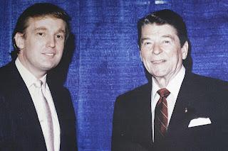 Trump y Reagan, la comparación para mejorar la imagen del presidente electo