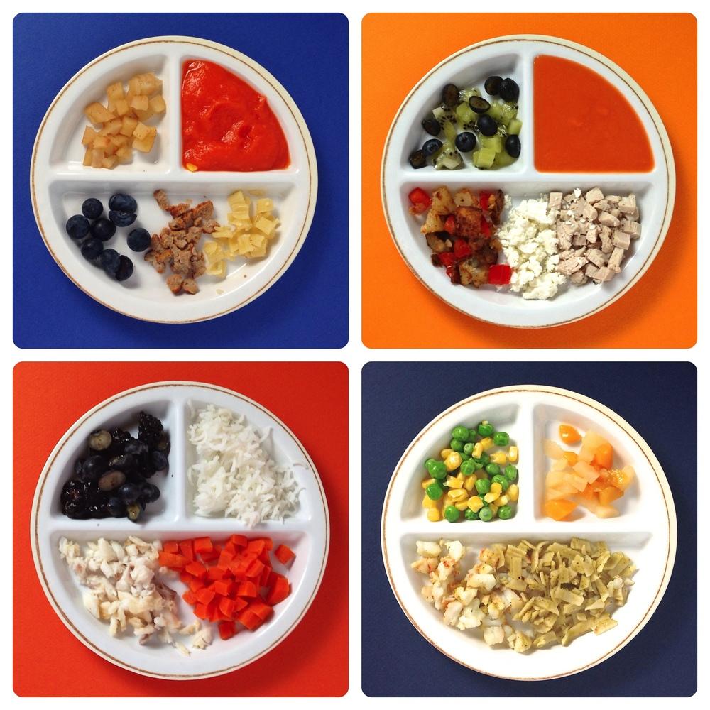 Pola Makan Bayi 8 Bulan – Kebutuhan, Jadwal, dan Tekstur Makanan