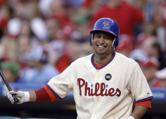 Shane Victorino to retire in Philadelphia with Phillies