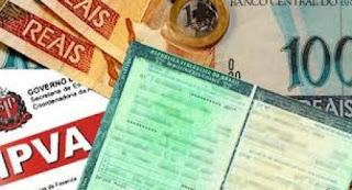 Pagamento do IPVA de placa final 2 é antecipado para 24 de fevereiro na Paraíba