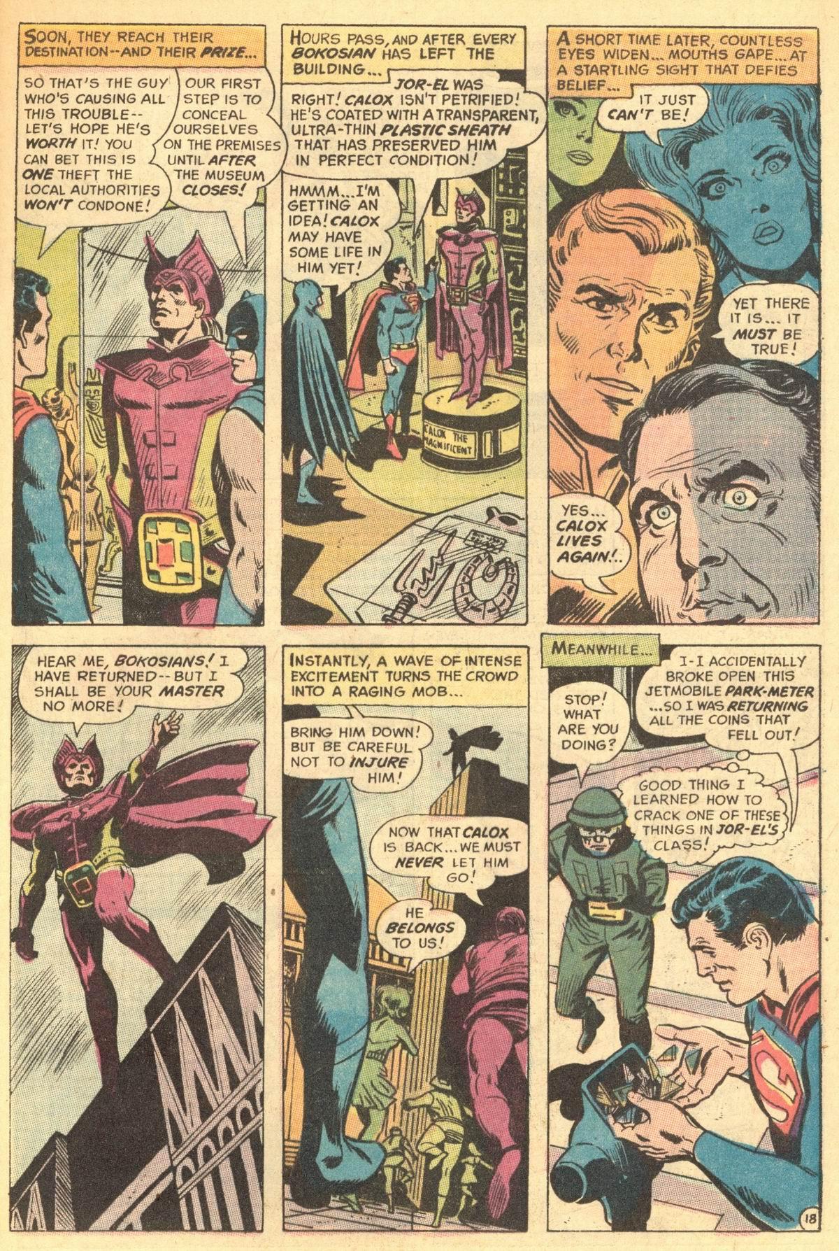 Read online World's Finest Comics comic -  Issue #191 - 21