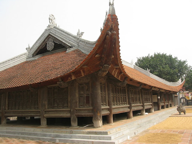 Dau - Vietnam's oldest pagoda 2