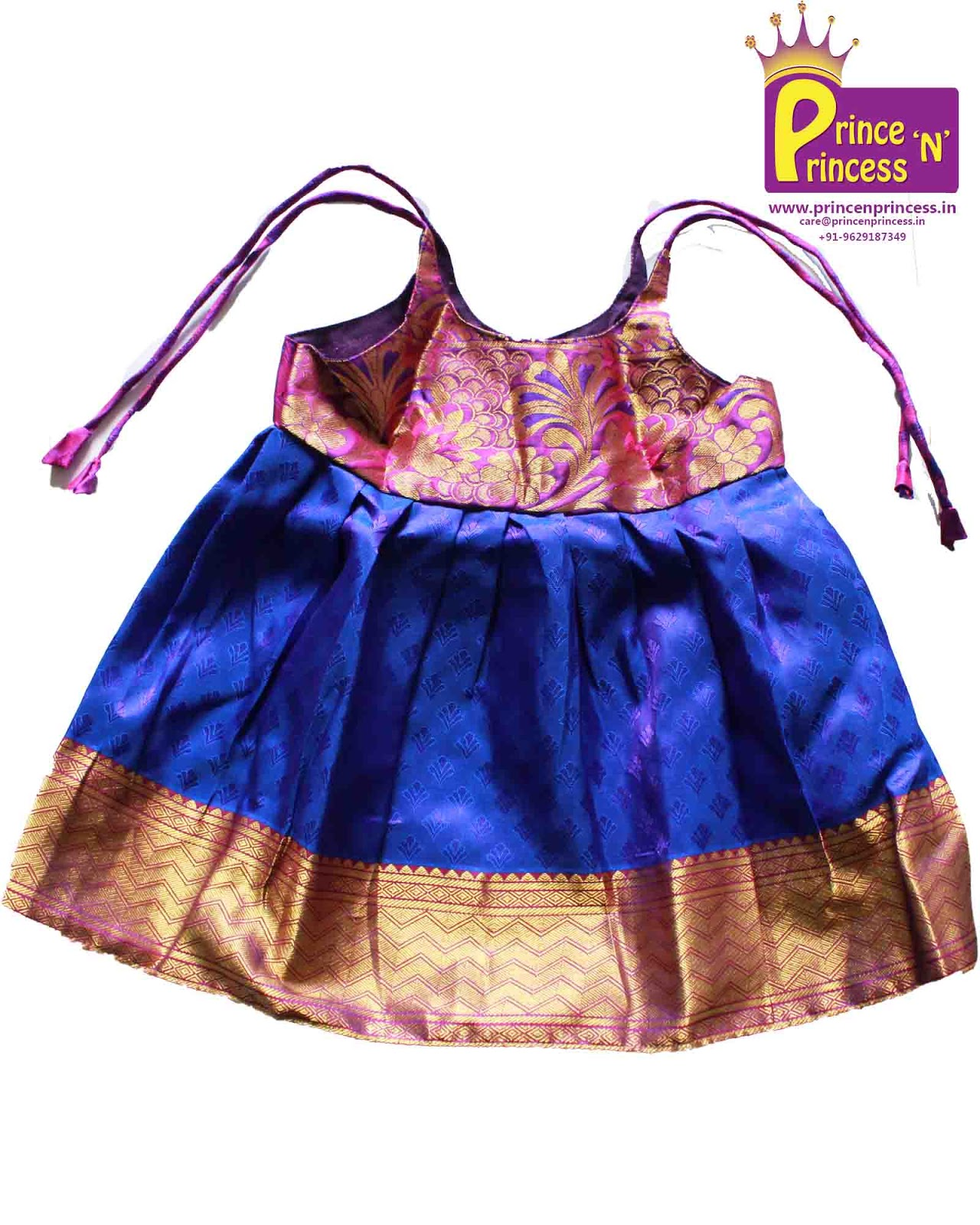 Baby Girl Naming and cradle ceremony dress –