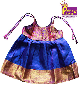 new born just born naming cradle ceremony silk frock pattu langa pavadai