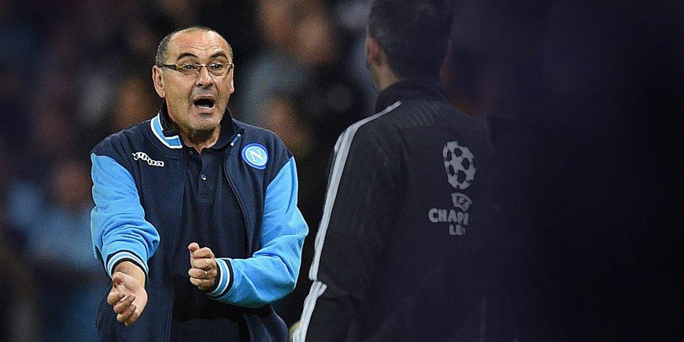 Pemain Bertahan Napoli Isyaratkan Sarri Bakalan Latih Chelsea