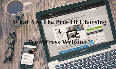 What Are The Pros Of Choosing A WordPress Websites?