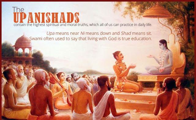 Major Upanishads - THE HINDU PORTAL