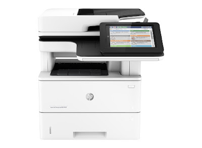 HP LaserJet MFP M527f Driver Download