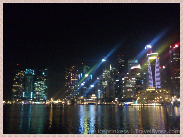 Marina Bay Night View i