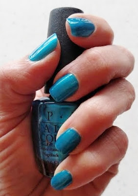 OPI Venice the Party on nails