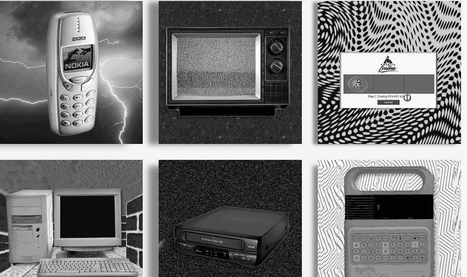 متحف على الإنترنت للإلكترونيات المعرضة للإنقراض