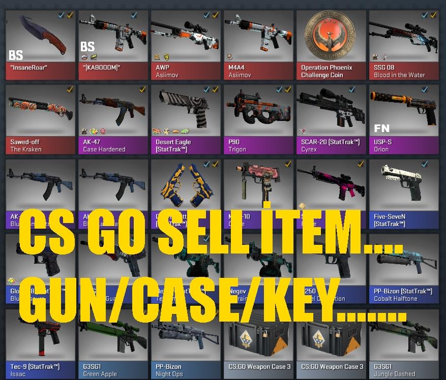 Cs go sell item cs go changer скачать старая версия
