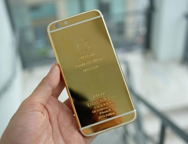Thay vỏ iPhone 6S Plus chính hãng