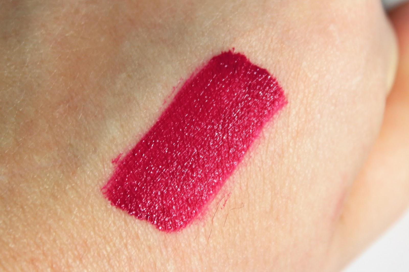 Kat Von D Liquid Lipstick review