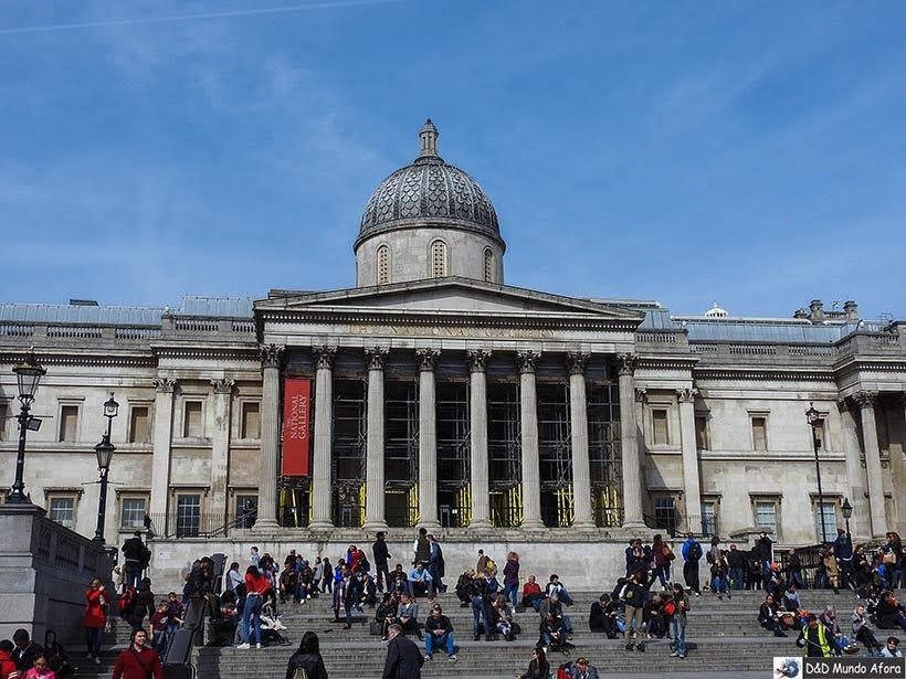 National Gallery - O que fazer em Londres: 48 atrações imperdíveis