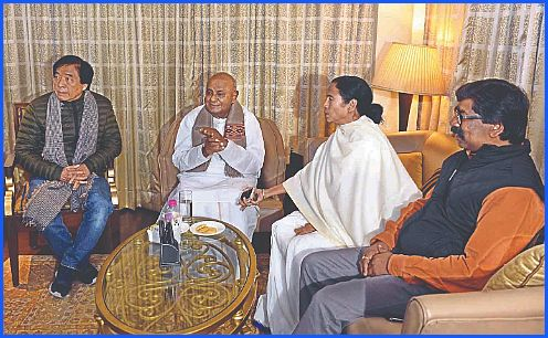 Stage set for Mamata's mega show