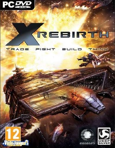 x rebirth - X Rebirth by Torrent For PC