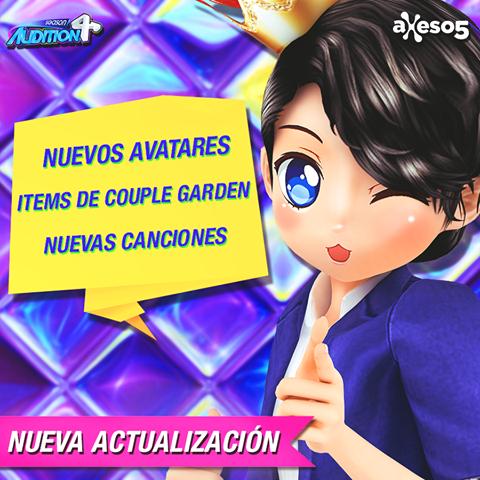 Chance Hack Audition Latino Axeso5 Agosto 2016