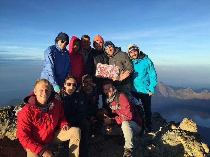Mount Rinjani Trek 3 Days 2 Nights Summit via Senaru