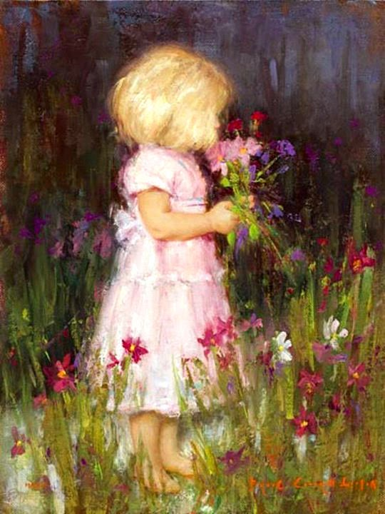 Beautiful Paintings By Bryce Cameron Liston | American Artist | 1965