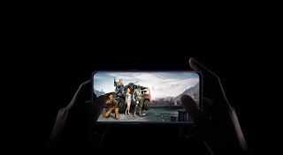 Gaming mode of oppo R17 pro mobile