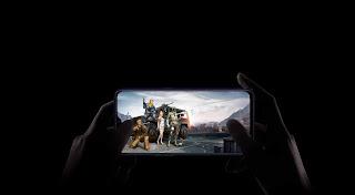inch touchscreen display amongst a resolution of  Oppo R17 Pro Hidden Fingerprint Unlock Display