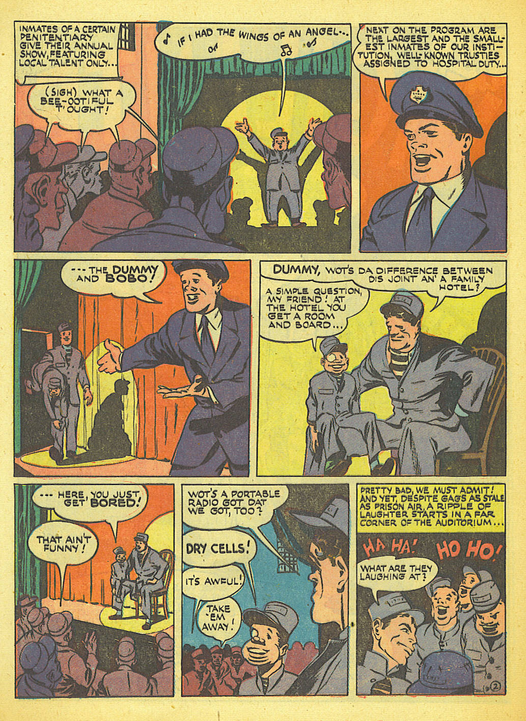Read online Action Comics (1938) comic -  Issue #58 - 16