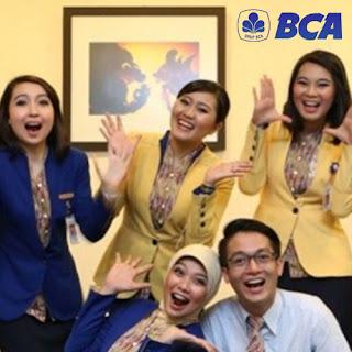 Lowongan Kerja Bank BCA Lulusan Baru 2018 Banyak Posisi tersedia
