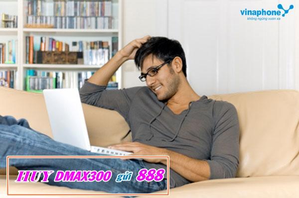 Hướng dẫn hủy gói cước Dmax300 Vinaphone