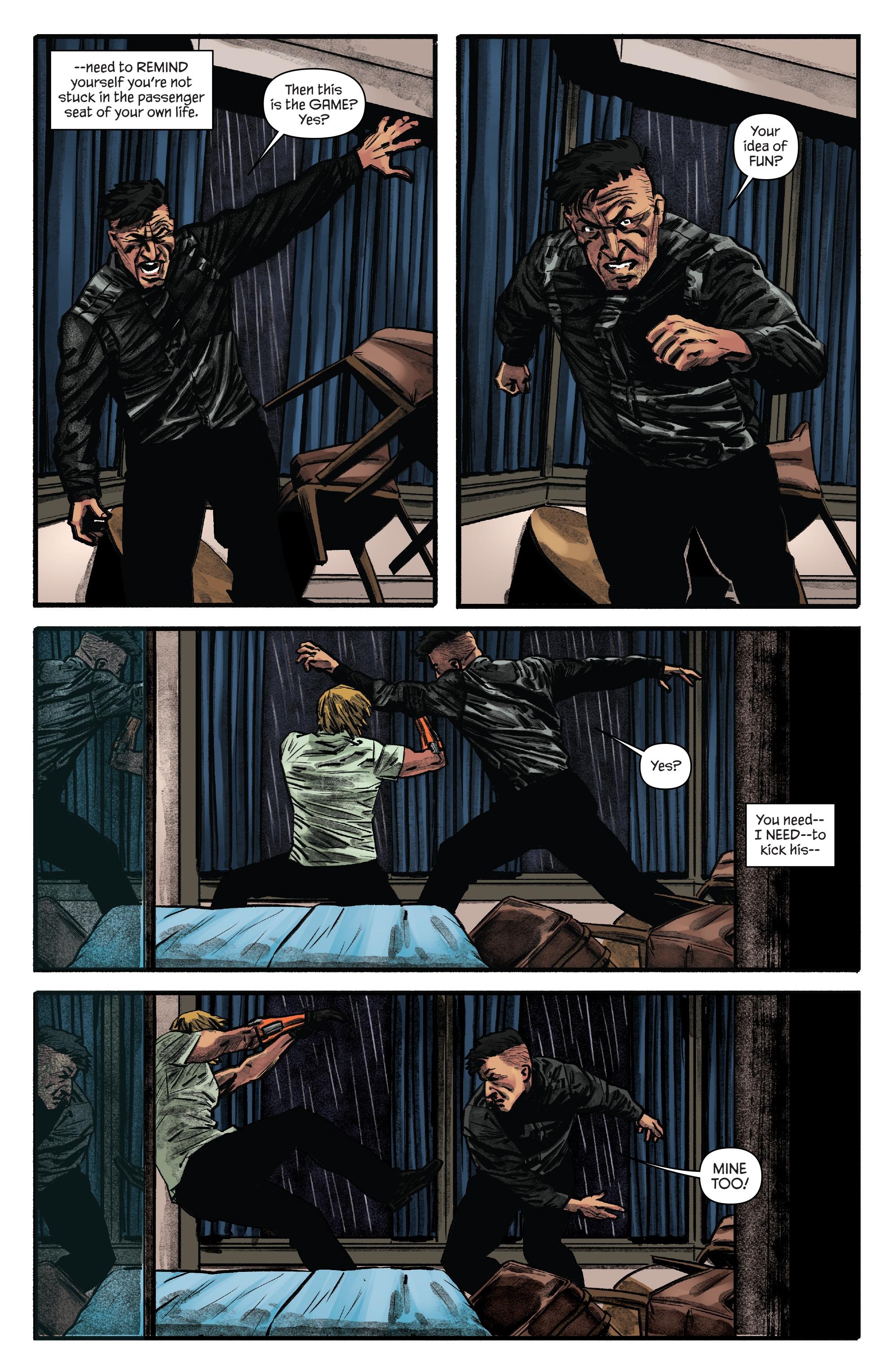 Read online James Bond: Felix Leiter comic -  Issue #6 - 14