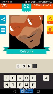 Iconica Italia Pop Logo Quiz soluzione pacchetto 6 livelli 62-100